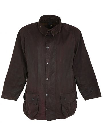 Vintage Barbour Beaufort Wax Jacket - L