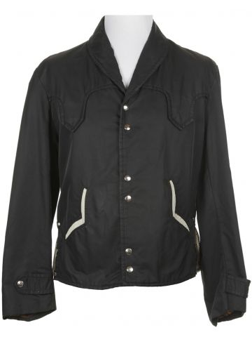 40s HRH Black Men of The West Jacket - 42'