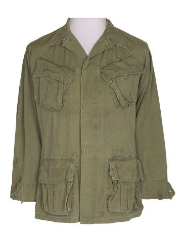 60's U.S Marines Green Combat Jacket - S