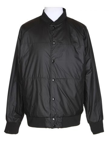 "Reversible North Face Black Bomber Jacket ?€"" L"