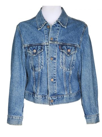 70's Levis Denim Jackets - XS