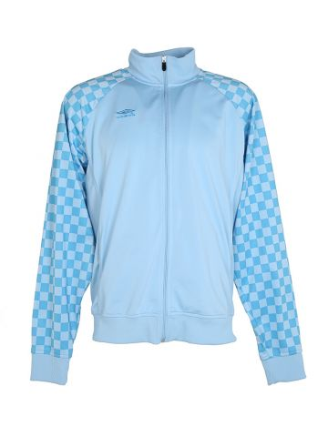Blue 90's Umbro Sports Track Top - XL
